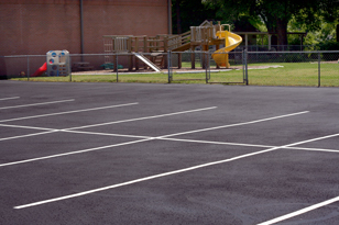 Commercial Asphalt Parking Lots Novi