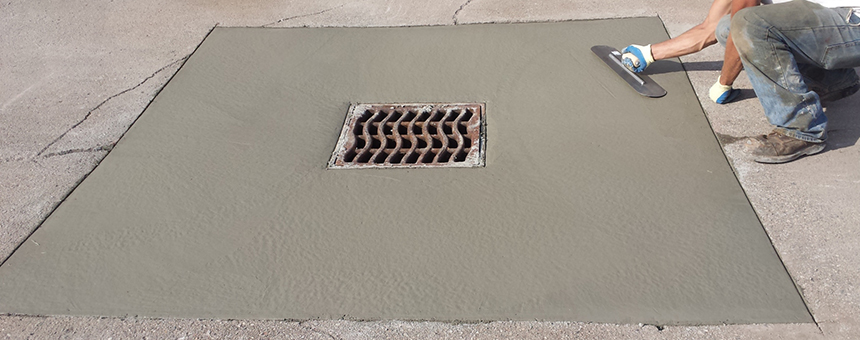 Commercial Catch Basin Repair