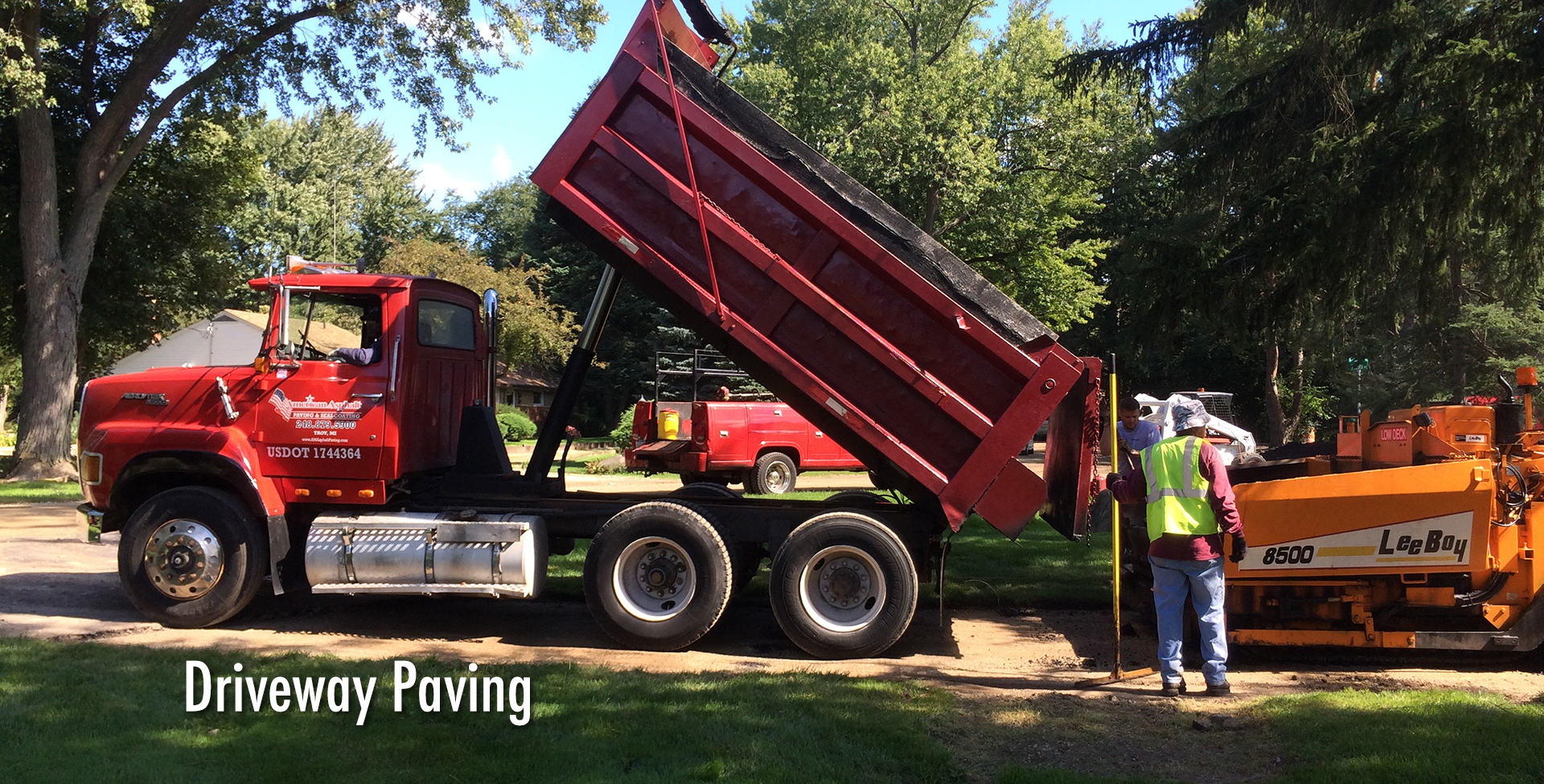 Novi Asphalt Sealcoating
