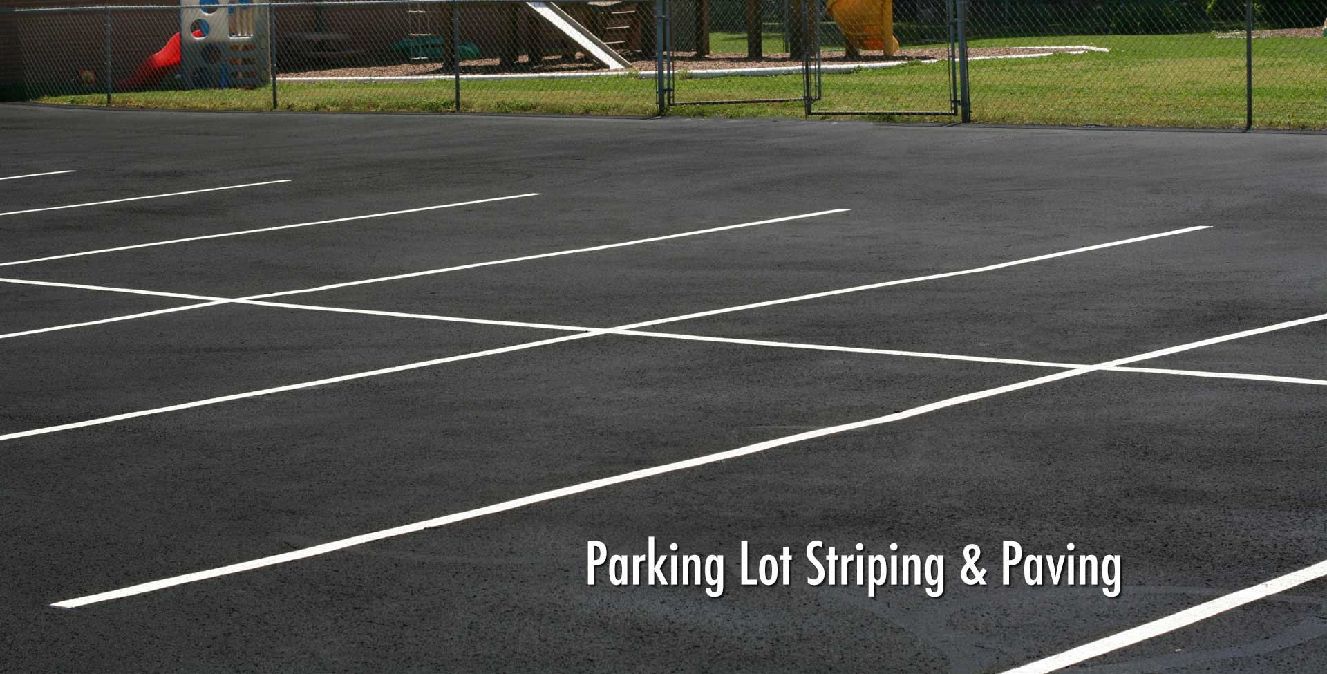 Novi Commercial Parking Lot Paving